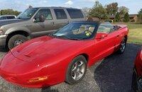 1995 Pontiac Firebird Convertible for sale 101407046