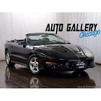1995 Pontiac Firebird for sale 101510218