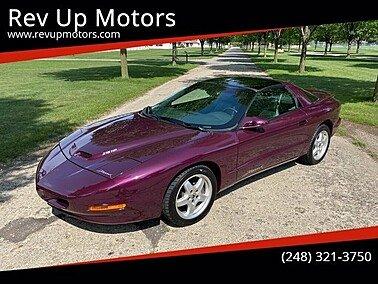 1995 Pontiac Firebird Formula for sale 101550945