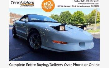 1995 Pontiac Firebird Formula for sale 101579570