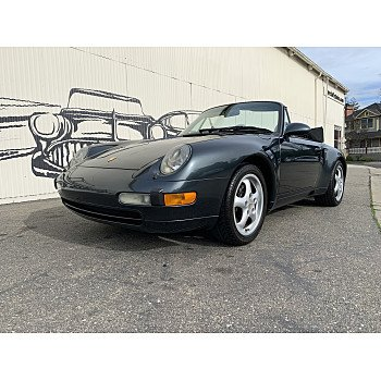 1995 Porsche 911 Cabriolet for sale 101085382