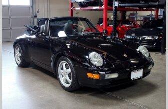 1995 Porsche 911 Cabriolet for sale 101019132