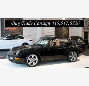1995 Porsche 911 Cabriolet for sale 101159078