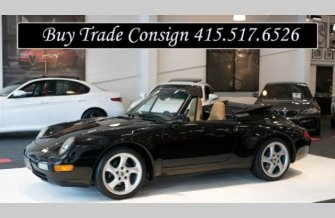 1995 Porsche 911 Cabriolet for sale 101159078