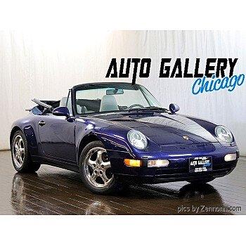 1995 Porsche 911 Cabriolet for sale 101176493