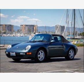 1995 Porsche 911 for sale 101214136