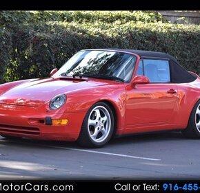 1995 Porsche 911 Carrera Cabriolet for sale 101255937