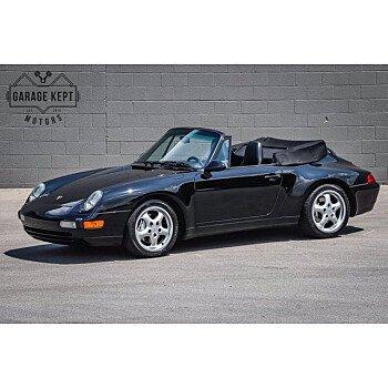 1995 Porsche 911 Cabriolet for sale 101347865