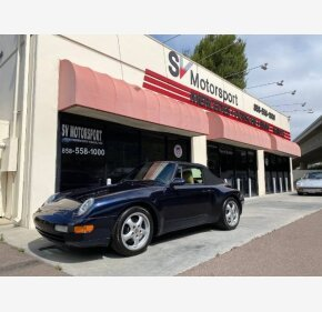 1995 Porsche 911 Cabriolet for sale 101361028