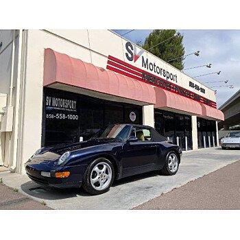 1995 Porsche 911 Cabriolet for sale 101361028