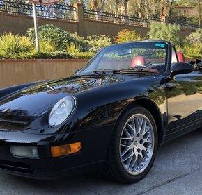 1995 Porsche 911 Cabriolet for sale 101361530