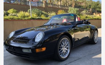 1995 Porsche 911 Cabriolet for sale 101361530
