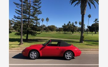 1995 Porsche 911 Cabriolet for sale 101415362