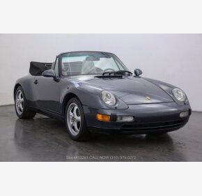 1995 Porsche 911 Cabriolet for sale 101471492