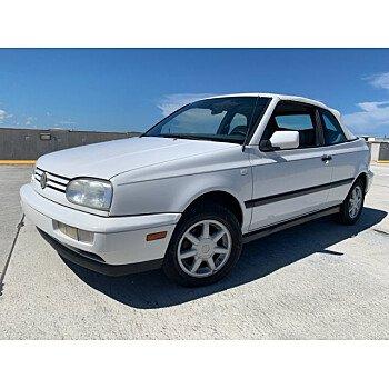1995 Volkswagen Cabriolet for sale 101260897