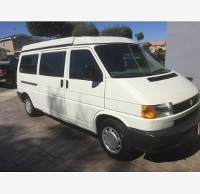 1995 Volkswagen Eurovan Camper for sale 101143645