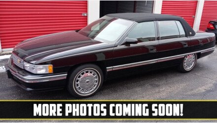 1996 Cadillac De Ville for sale 101440915