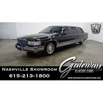 1996 Cadillac Fleetwood Brougham for sale 101482319