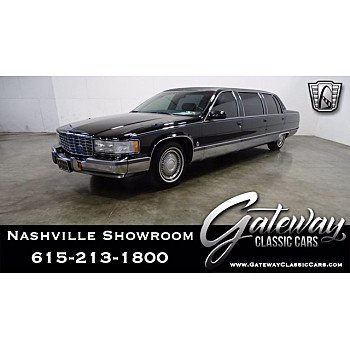 1996 Cadillac Fleetwood Brougham for sale 101570455