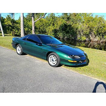 1996 Chevrolet Camaro for sale 101051075