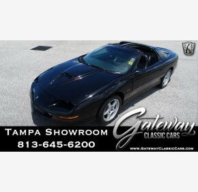 1996 Chevrolet Camaro Z28 Coupe for sale 100996736