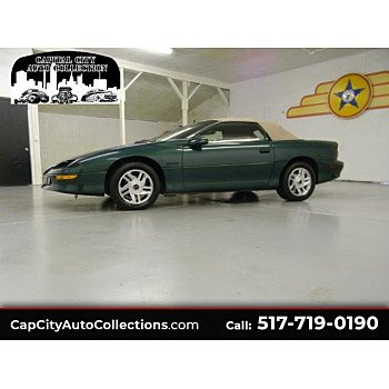 1996 Chevrolet Camaro Z28 Convertible for sale 101019181