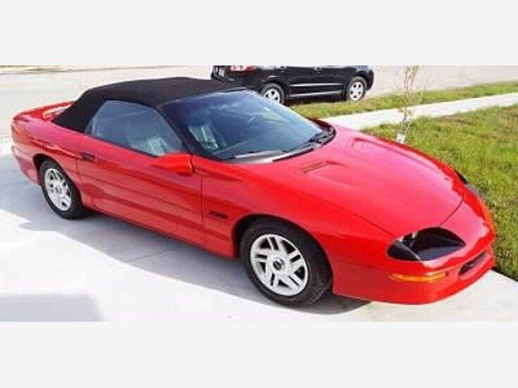 1996 Chevrolet Camaro Z28 for sale 101590889