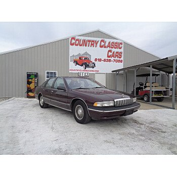 1996 Chevrolet Caprice Classic Sedan for sale 100929618