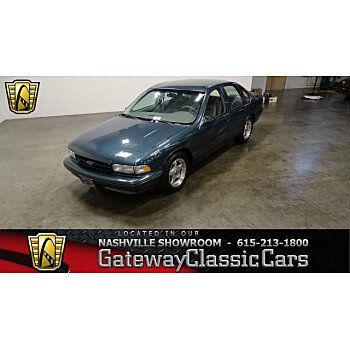 1996 Chevrolet Caprice for sale 101064480