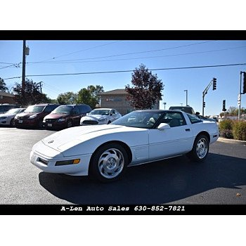 1996 Chevrolet Corvette Coupe for sale 101049228