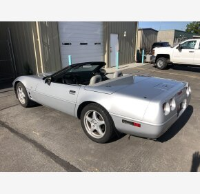1996 Chevrolet Corvette Grand Sport Convertible for sale 101184934