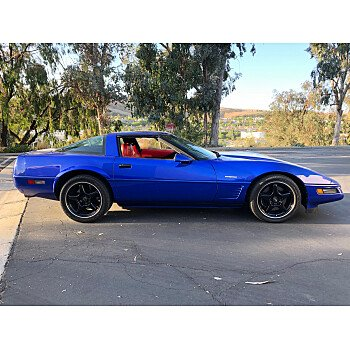 1996 Chevrolet Corvette for sale 101235006