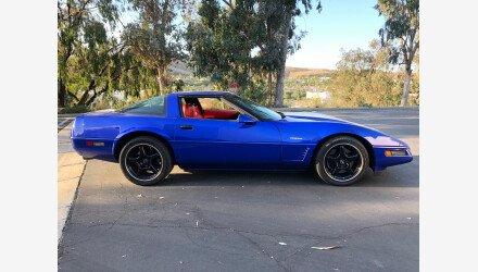 1996 Chevrolet Corvette for sale 101235006