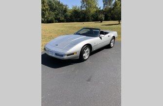 1996 Chevrolet Corvette Convertible for sale 101282828