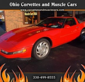 1996 Chevrolet Corvette Coupe for sale 100020691
