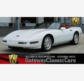 1996 Chevrolet Corvette Convertible for sale 100963569