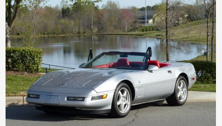 1996 Chevrolet Corvette Convertible for sale 101031169