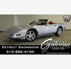 1996 Chevrolet Corvette Convertible for sale 101130936