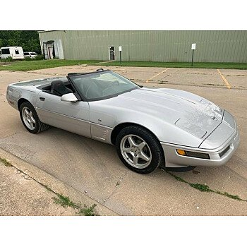 1996 Chevrolet Corvette Convertible for sale 101154722