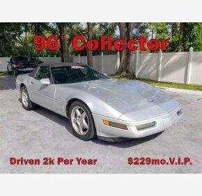 1996 Chevrolet Corvette Classics for Sale - Classics on