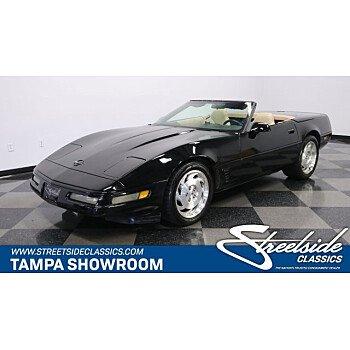 1996 Chevrolet Corvette Convertible for sale 101214586