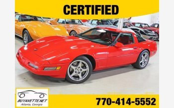 1996 Chevrolet Corvette Coupe for sale 101223340