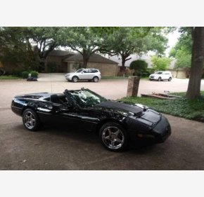 1996 Chevrolet Corvette Convertible for sale 101241524