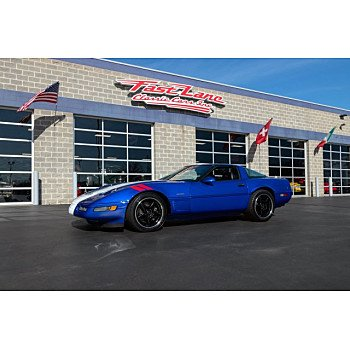 1996 Chevrolet Corvette for sale 101307116