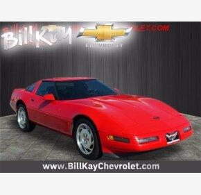1996 Chevrolet Corvette for sale 101377094