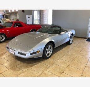 1996 Chevrolet Corvette Convertible for sale 101379594