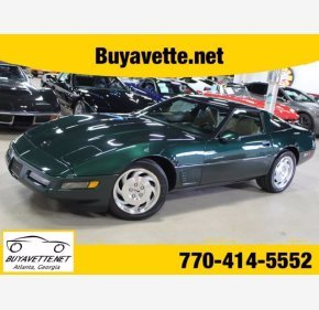 1996 Chevrolet Corvette Coupe for sale 101396606