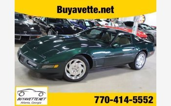 1996 Chevrolet Corvette Coupe for sale 101396606