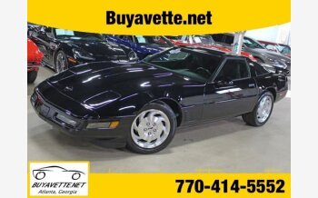 1996 Chevrolet Corvette for sale 101401638