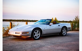 1996 Chevrolet Corvette Convertible for sale 101407290